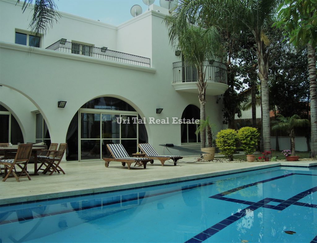 villa for sale herzliya pituach 3505-1