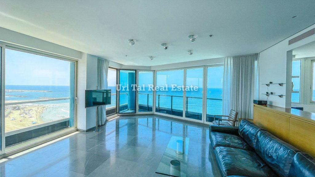 1- Herzliya Pituach luxury apartment for sale
