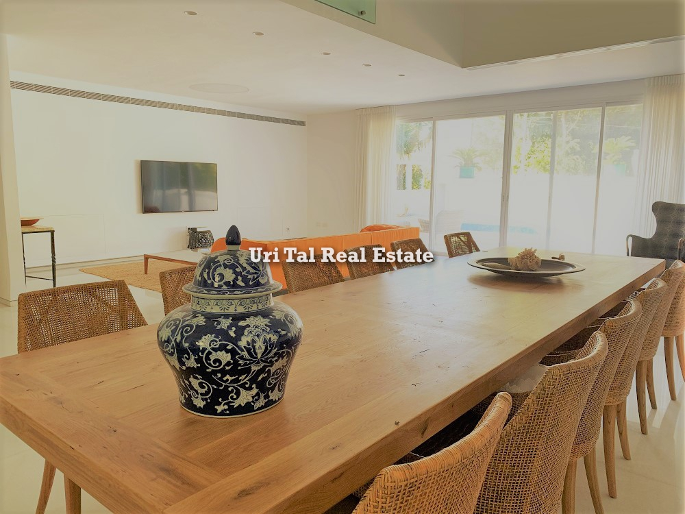 villa for sale herzliya pituach 5122-3